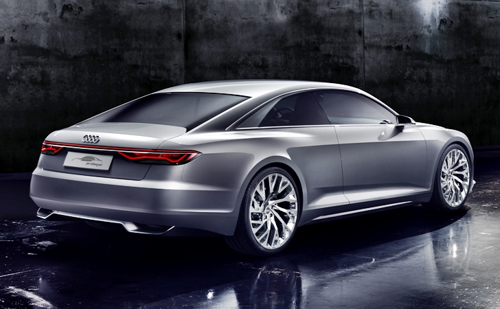 Audi'nin tasarım devrimi: Prologue