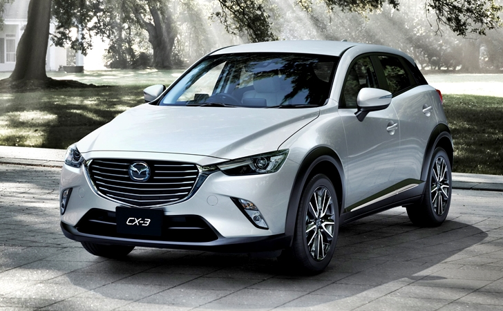 Mazda CX-3 fiyatları belli oldu