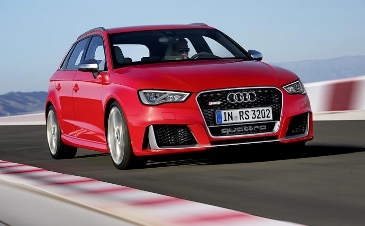 Güç yarışına yeni halka: Audi RS3