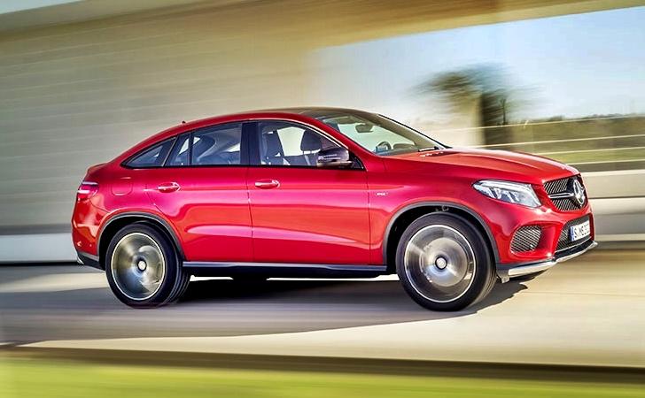 Ve işte karşınızda: Mercedes GLE Coupe