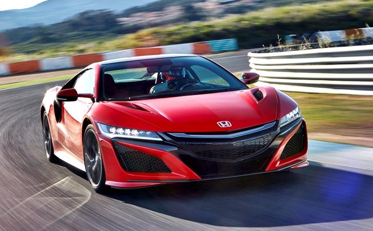Honda NSX satışa sunuldu