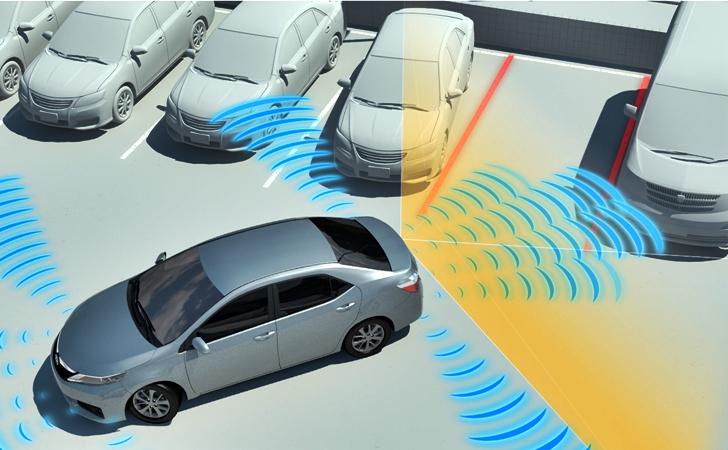 Toyota Akıllı Radar Tanıma Sistemi