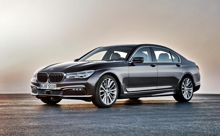 Ve işte karşınızda: Yeni nesil BMW 7 Serisi