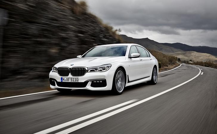 Yeni BMW 7 Serisi sizi şımartacak
