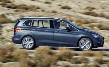 BMW 2 Serisi Gran Tourer