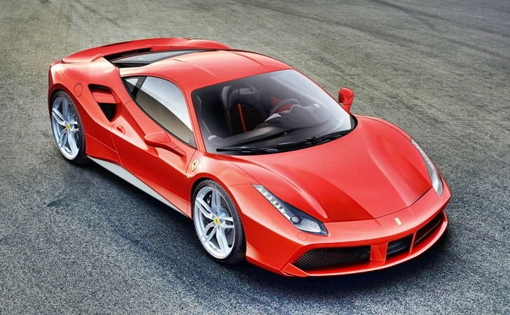 Turbo devrinde yeni perde: Ferrari 488 GTB