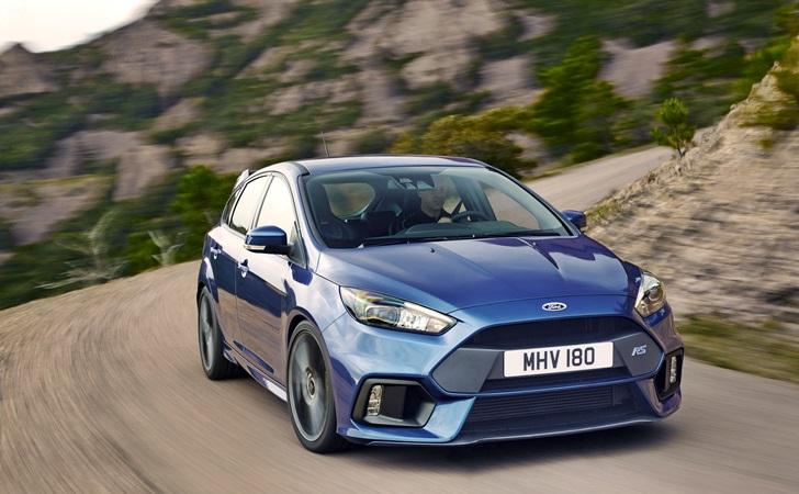 0-100 km/s 4,7 saniye, son hız 266 km/s: Karşınızda Ford Focus RS