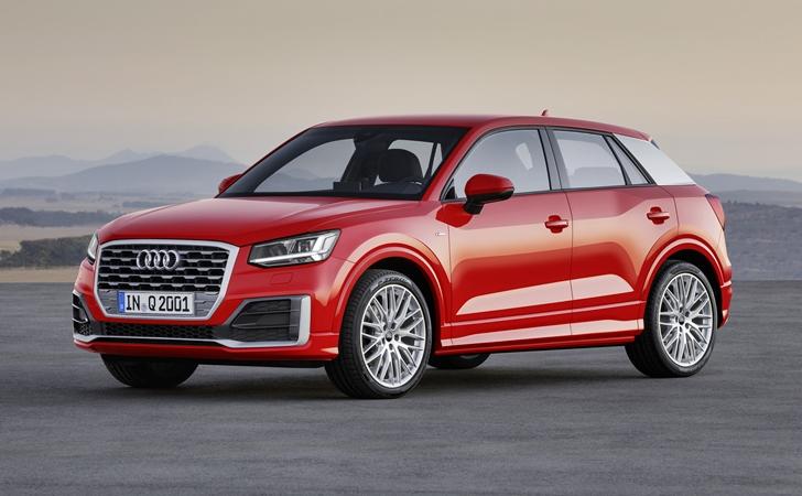 Audi Q2 fiyatları belli oldu