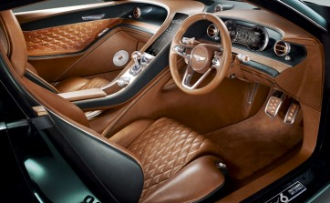 yeni bentley coupe