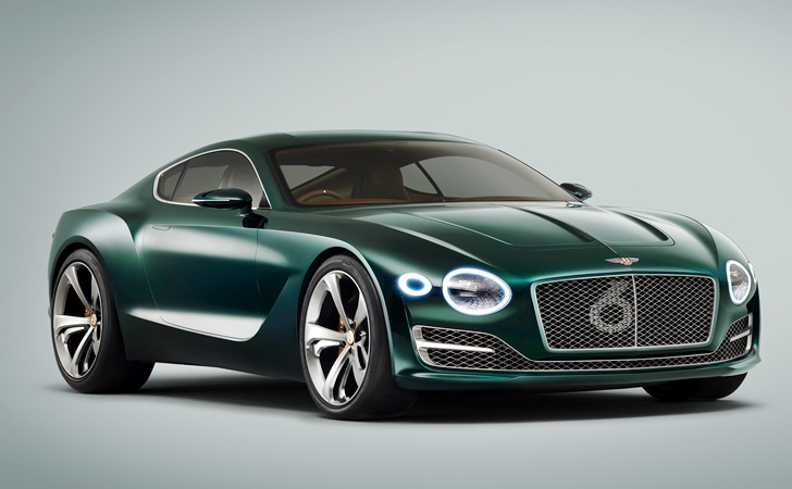 Bebek Bentley: EXP 10 Speed 6