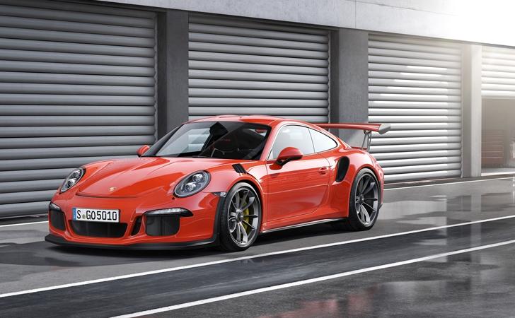 En vahşisi geldi: Porsche 911 GT3 RS