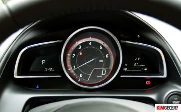 Mazda cx-3 dizel otomatik 4 çeker
