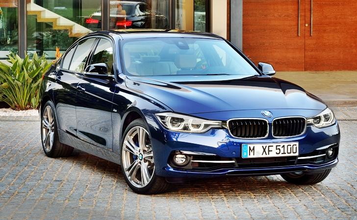 Makyajlı BMW 3 Serisi Türkiye'de