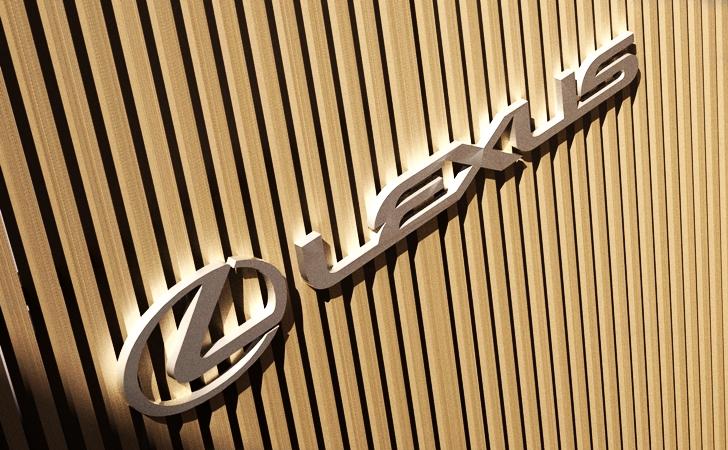 Lexus'un ilk showroomu açıldı