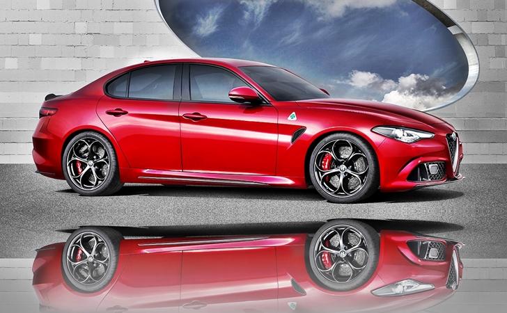 Ve işte karşınızda: Alfa Romeo Giulia
