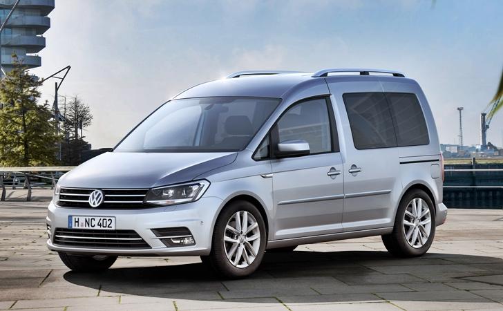 Yeni VW Caddy'nin fiyatları açıklandı