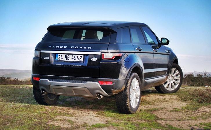 range rover evoque dizel
