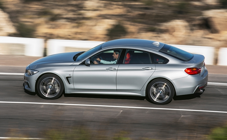 Hayalleriniz gerçekleşti: BMW 418i Gran Coupe satışta