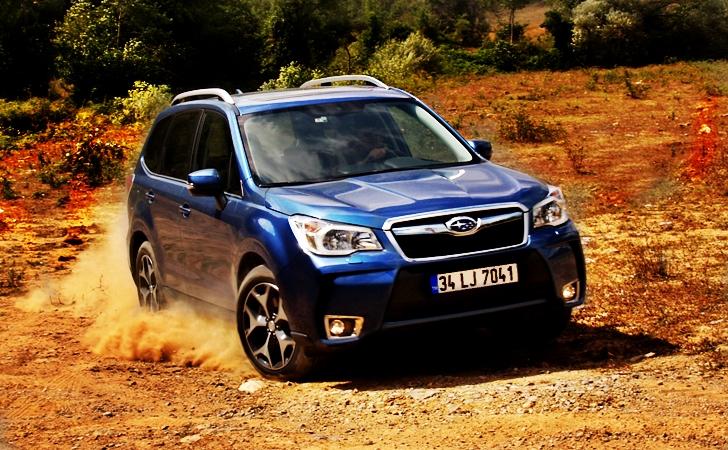 Subaru Forester 2.0D