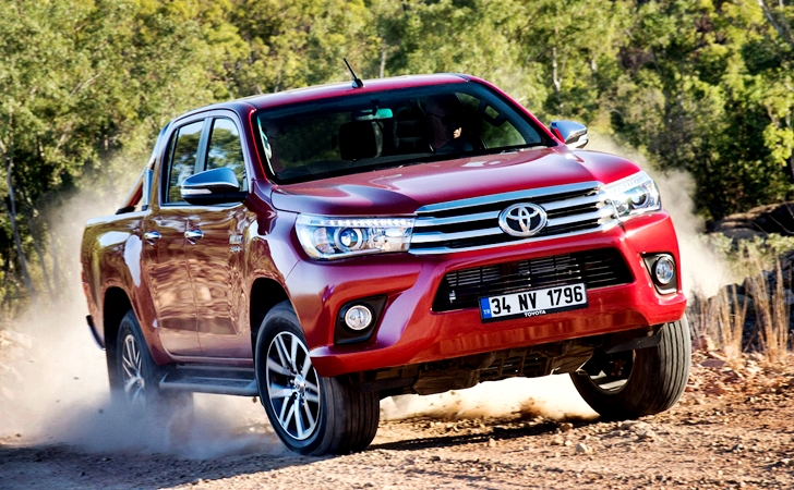 Toyota Hilux 4×4 High Cruiser AT