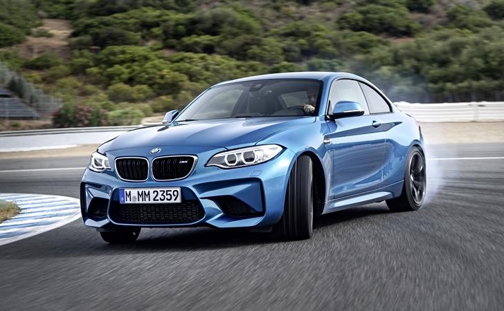 Ve işte karşınızda: BMW M2