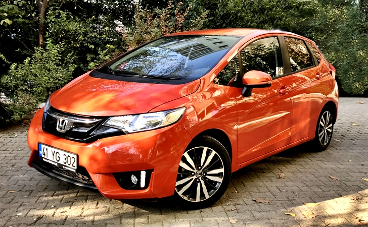 honda jazz yorum test