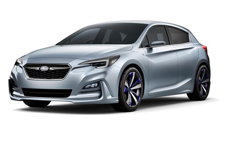 Gelecek nesil Subaru Impreza'dan ilk haberler