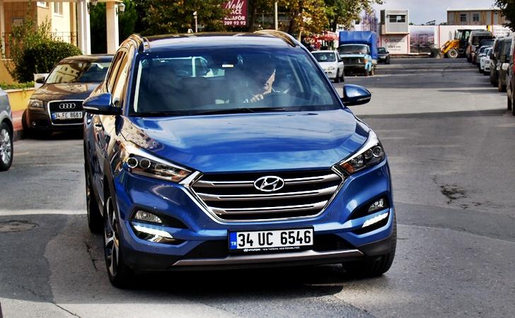 Hyundai Tucson 1.6 T-GDI 4×4 DCT