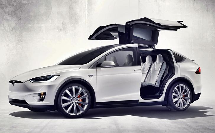 Elektrik mucizesi: Tesla Model X