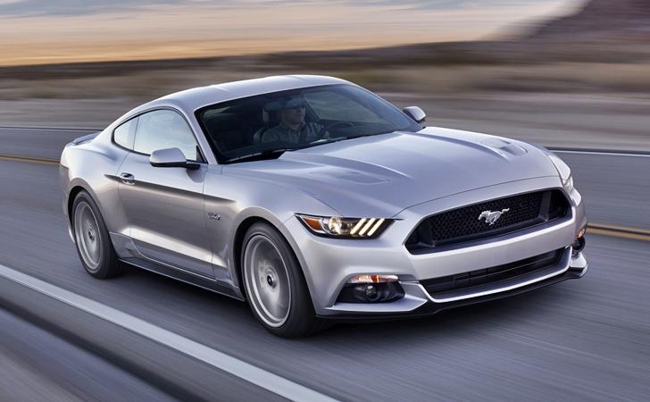 Ford Mustang Türkiye'de!
