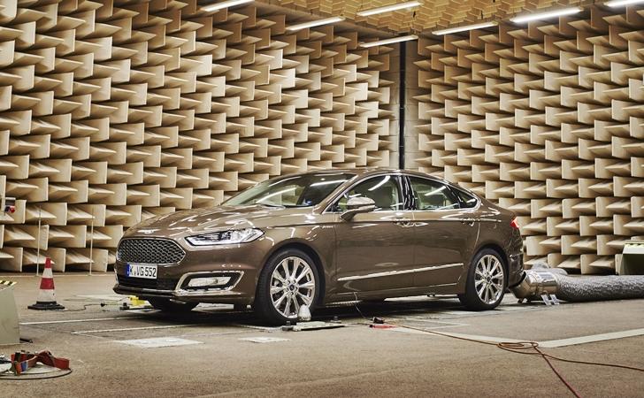 Ford Mondeo Vignale konfor delisi olacak