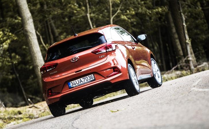 Hyundai i20 Coupe 1.4 MPI