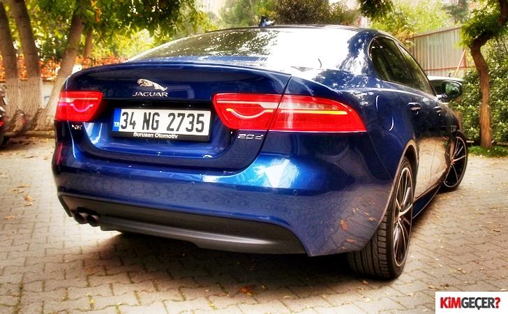 jaguar xe 2.0d yorum