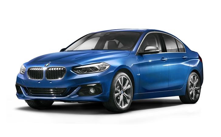 Şimdilik Çinliler için: BMW 1 Serisi Sedan
