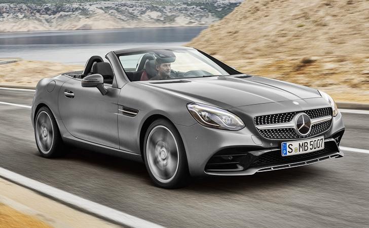 1,6 litrelik motorla geliyor: Mercedes SLC