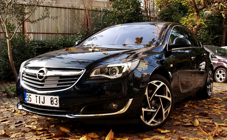 Opel Insignia 1.6 CDTI AT