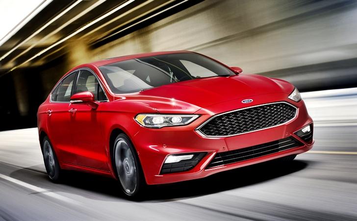 Makyajıyla karşımızda: Ford Fusion/Mondeo