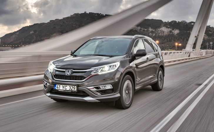 Honda CR-V 1.6 i-DTEC 4WD 9AT