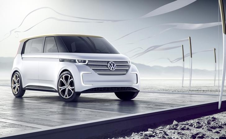 VW'nin barışma çağrısı: Budd-e