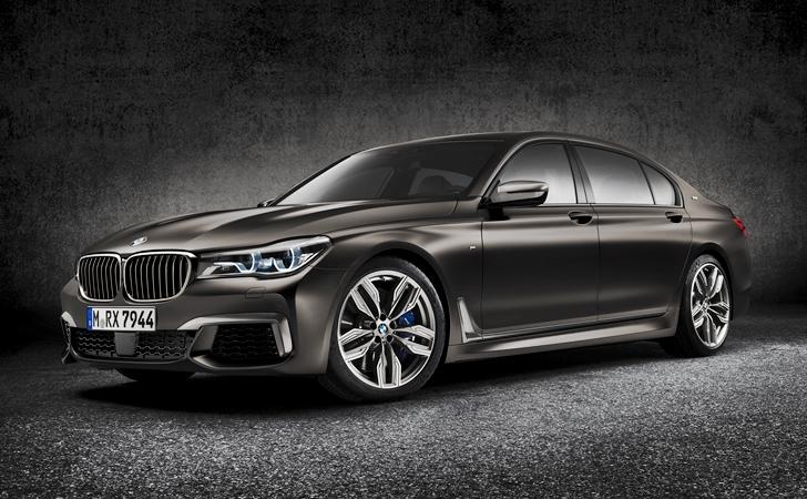 600 HP'lik lüks: BMW M760Li xDrive