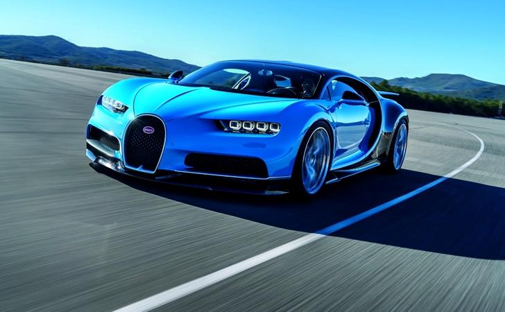 Veyron öldü; yaşasın Bugatti Chiron!