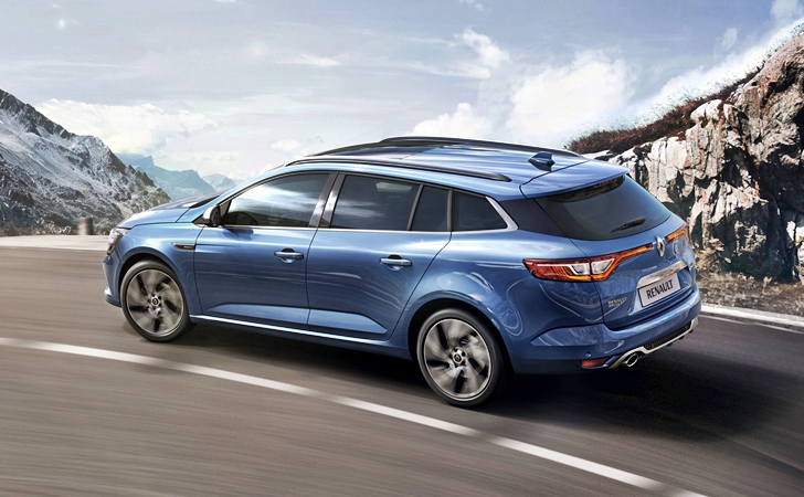 Aile Fransızı: Renault Megane ST