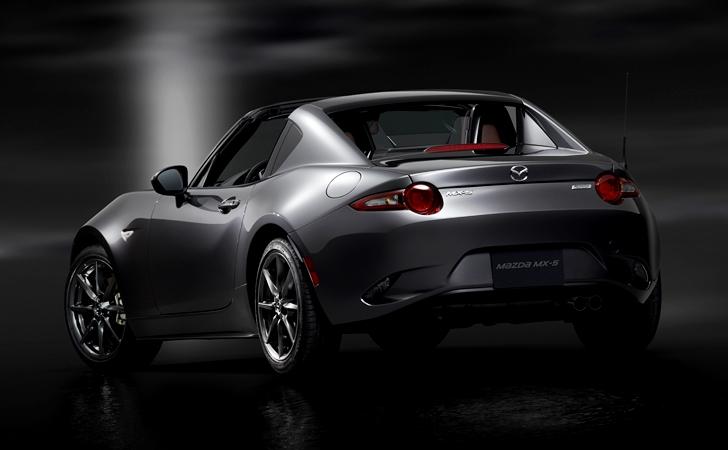Koşun, satışa sunuldu: Mazda MX-5 RF