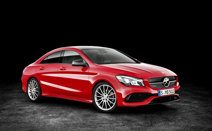 Mercedes yenilikleri: Makyajlı CLA ve AMG GLC43