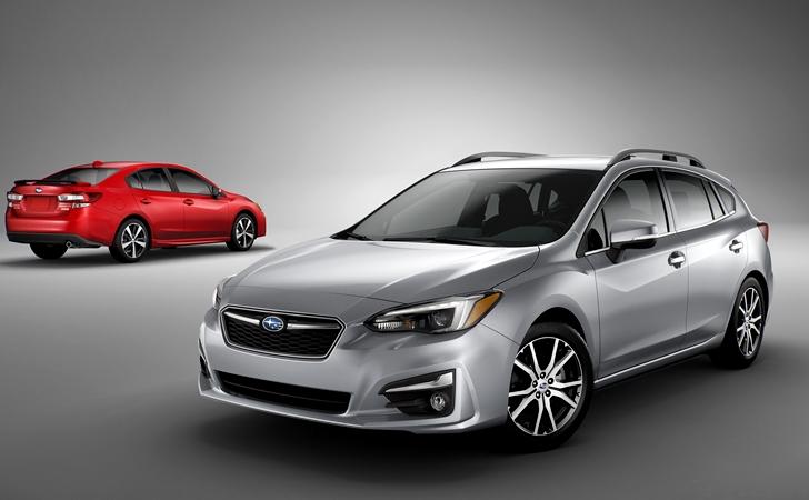 Ve işte karşınızda: Yeni Subaru Impreza