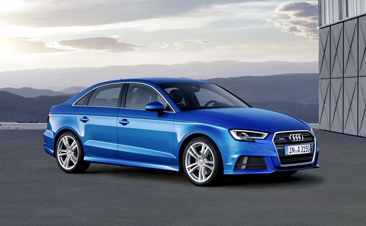 Audi A3 makyajlandı