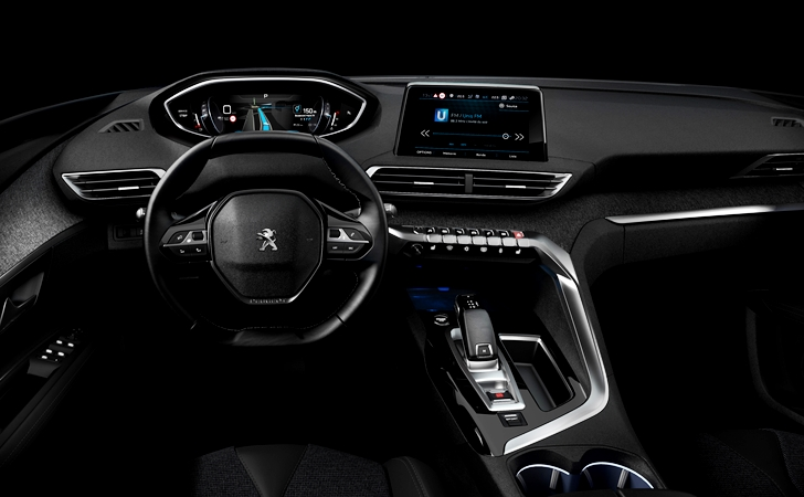 Peugeot'nun geleceği: Yeni nesil iCockpit