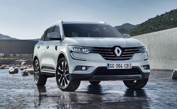 Satışa sunuldu: Yeni nesil Renault Koleos