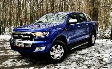 ford ranger xlt test yorum