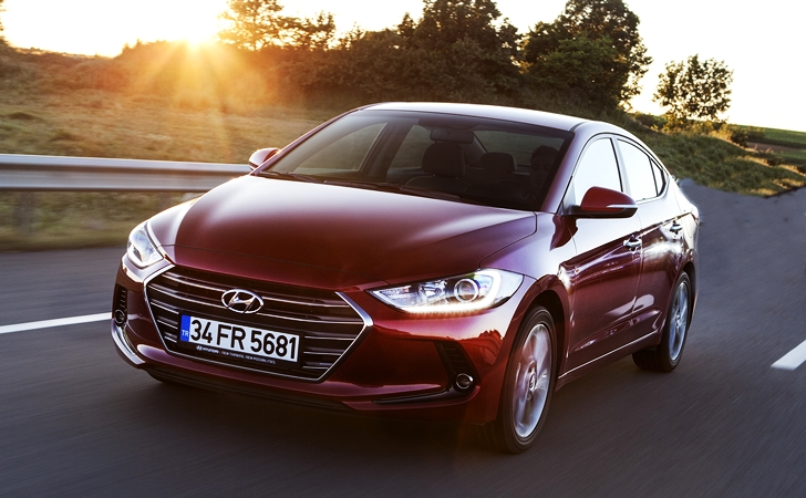 hyundai elantra 1.6 crdi at